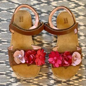 Size 12 girls sandals